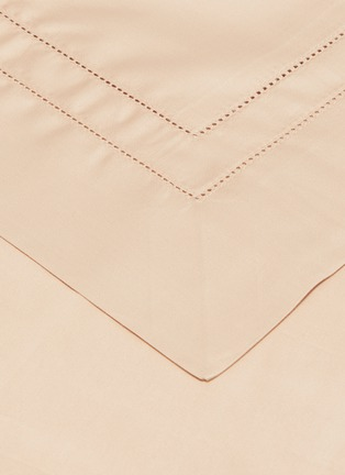 - FRETTE - Doppio Ajour King Size Duvet Set – Powder Pink