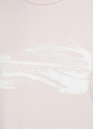 - ALEXANDERWANG - Soap Suds T-Shirt