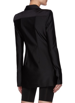 Back View - Click To Enlarge - ALEXANDERWANG - Active Stretch Blazer