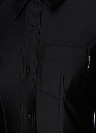 - ALEXANDERWANG - Collared Shirt Dress