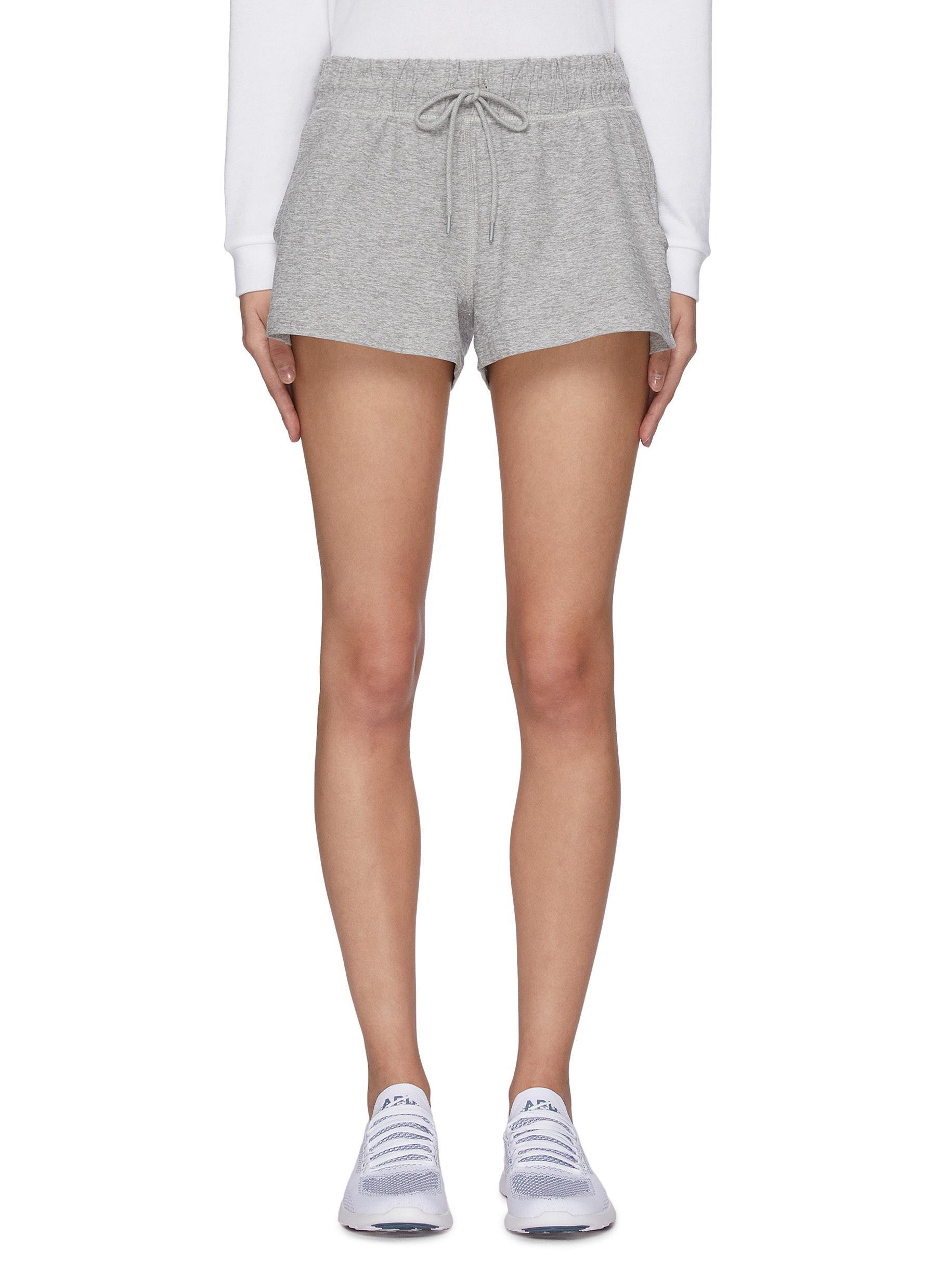 'Worked Up' Drawstring Waist Shorts