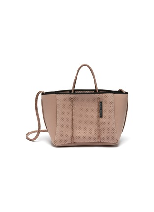 Main View - Click To Enlarge - STATE OF ESCAPE - 'Petite Escape' sailing rope neoprene tote