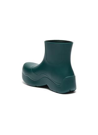 - BOTTEGA VENETA - Puddle' Rubber Ankle Boots