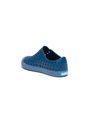 Detail View - Click To Enlarge - NATIVE - Kids Speckled Sole Jefferson EVA Slip-On