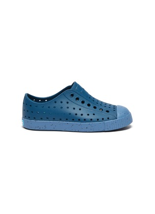 Main View - Click To Enlarge - NATIVE - Kids Speckled Sole Jefferson EVA Slip-On
