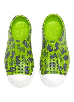 Detail View - Click To Enlarge - NATIVE - Toddlers Camo Print Jefferson EVA Slip-On