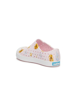 Detail View - Click To Enlarge - NATIVE - Toddlers Floral Print Jefferson EVA Slip-On