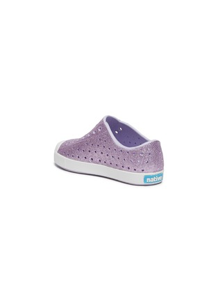 Detail View - Click To Enlarge - NATIVE - Toddlers Bling Jefferson EVA Slip-On