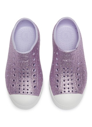 Figure View - Click To Enlarge - NATIVE - Toddlers Bling Jefferson EVA Slip-On