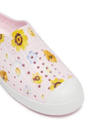 Detail View - Click To Enlarge - NATIVE - Kids Floral Print Jefferson EVA Slip-On