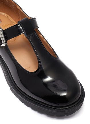 Detail View - Click To Enlarge - SAM EDELMAN - Taelor' Mini Leather Mary Jane