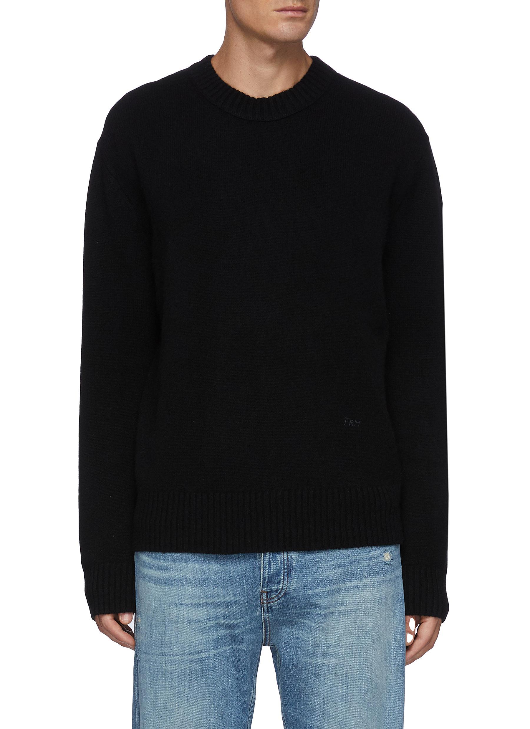 The Crewneck Cashmere Sweater