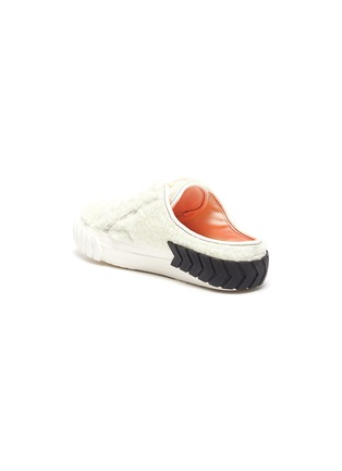 - BOTH - Tyres' Shearling Slip On Sneakers