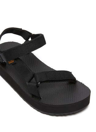 Detail View - Click To Enlarge - TEVA - Midform Universal' Velcro Strap Toddler and Kids Sandals