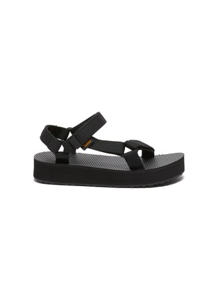 Main View - Click To Enlarge - TEVA - Midform Universal' Velcro Strap Toddler and Kids Sandals