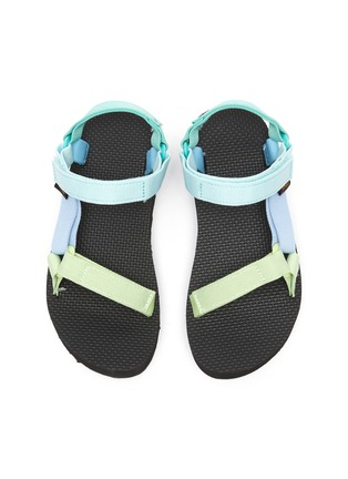 Figure View - Click To Enlarge - TEVA - Midform Universal' Pastel Velcro Strap Toddler and Kids Sandals