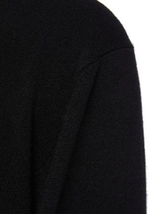 - THE ROW - Diatton' Cashmere Long Sleeved Crewneck Sweater