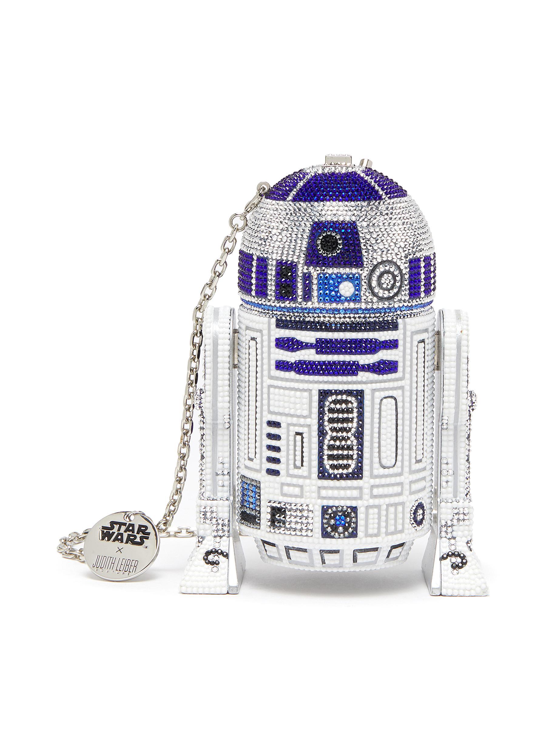 x Star Wars 'R2D2 Original' Crystal Embellished Bag
