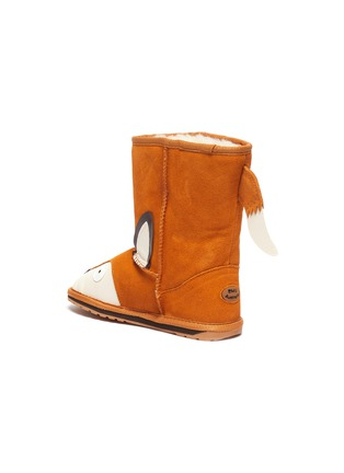 Detail View - Click To Enlarge - EMU AUSTRALIA - Little Creatures Fox Winter Boots