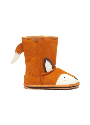 Main View - Click To Enlarge - EMU AUSTRALIA - Little Creatures Fox Winter Boots