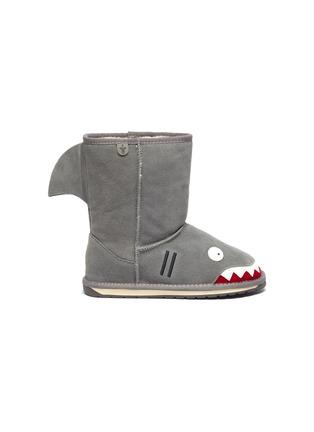 Main View - Click To Enlarge - EMU AUSTRALIA - Little Creatures Shark Winter Boots