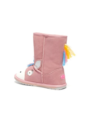 Detail View - Click To Enlarge - EMU AUSTRALIA - Little Creatures Magical Unicorn Winter Boots