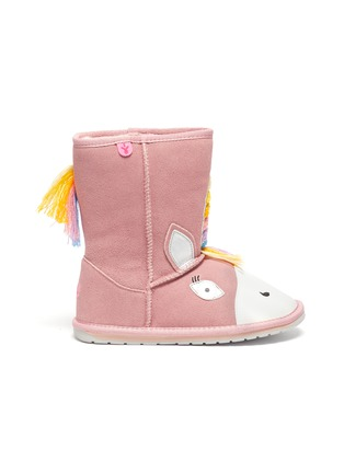 Main View - Click To Enlarge - EMU AUSTRALIA - Little Creatures Magical Unicorn Winter Boots