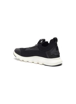 - ERMENEGILDO ZEGNA - Techmerino Sock 2.0' Knitted Low-top Sneakers