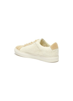 - COMMON PROJECTS - Retro Wool Lace Up Sneaker
