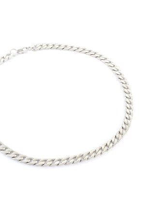 Detail View - Click To Enlarge - MISSOMA - Curb Chain Necklace