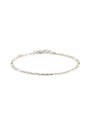 Main View - Click To Enlarge - MISSOMA - 'Filia' Flat Chain Link Sterling Silver Bracelet