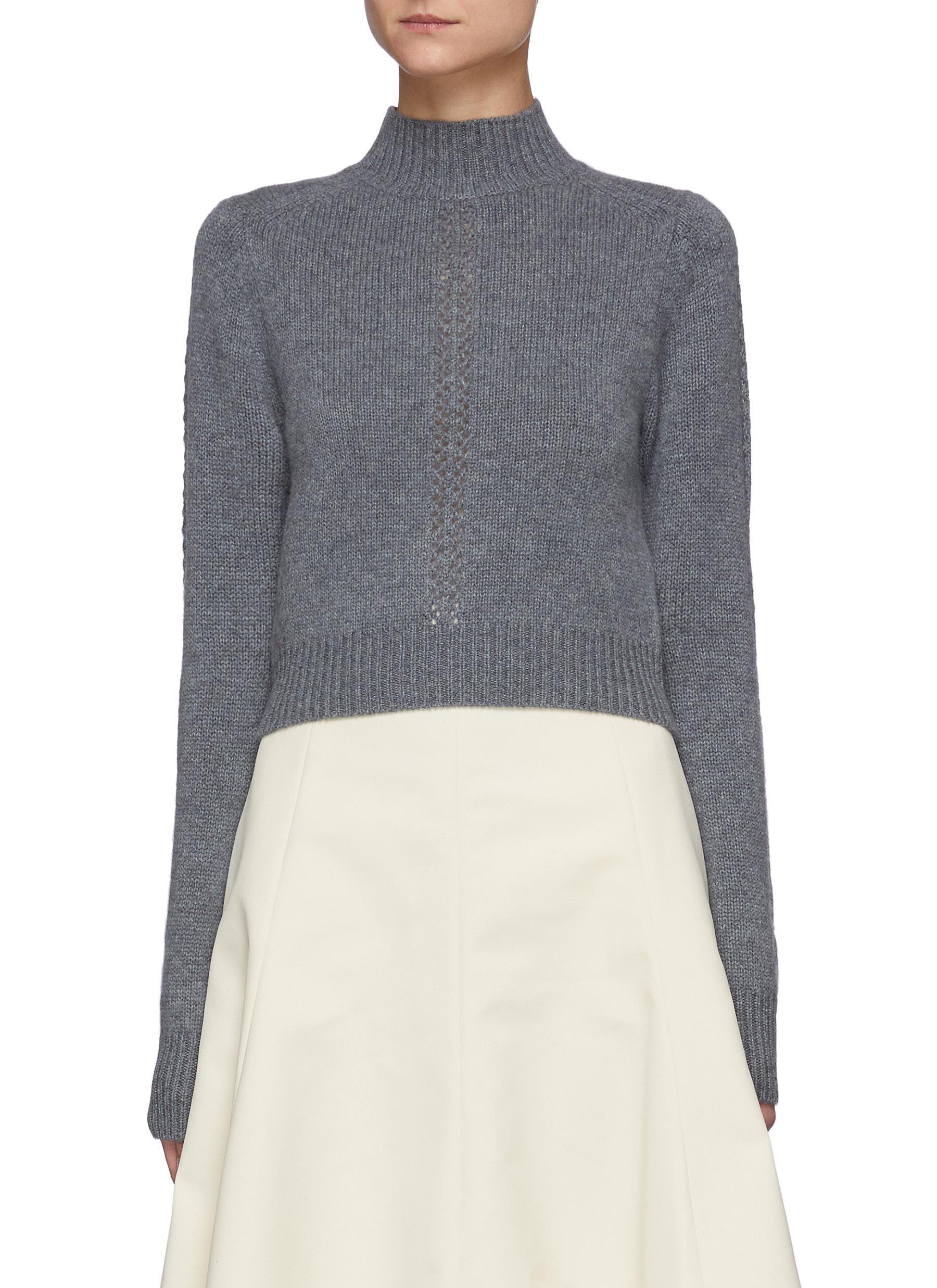 Milano' Mid Neck Sweater