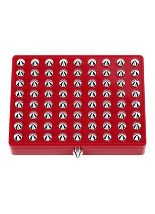 Main View - Click To Enlarge - CHRISTIAN LOUBOUTIN - La Palette refillable case – Red