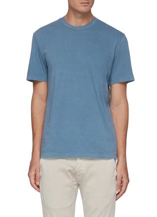 Main View - Click To Enlarge - JAMES PERSE - Crewneck cotton T-shirt