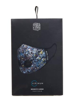 Main View - Click To Enlarge - AIRINUM - x Medicom Toy Urban Air Mask 2.0 Large – Blue