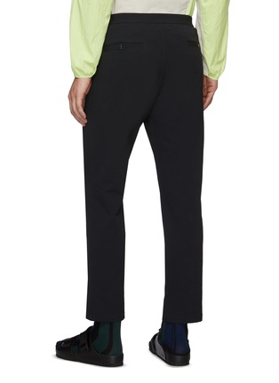 Back View - Click To Enlarge - NANAMICA - Alphadry' Belted Cropped Pants