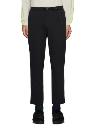 Main View - Click To Enlarge - NANAMICA - Alphadry' Belted Cropped Pants