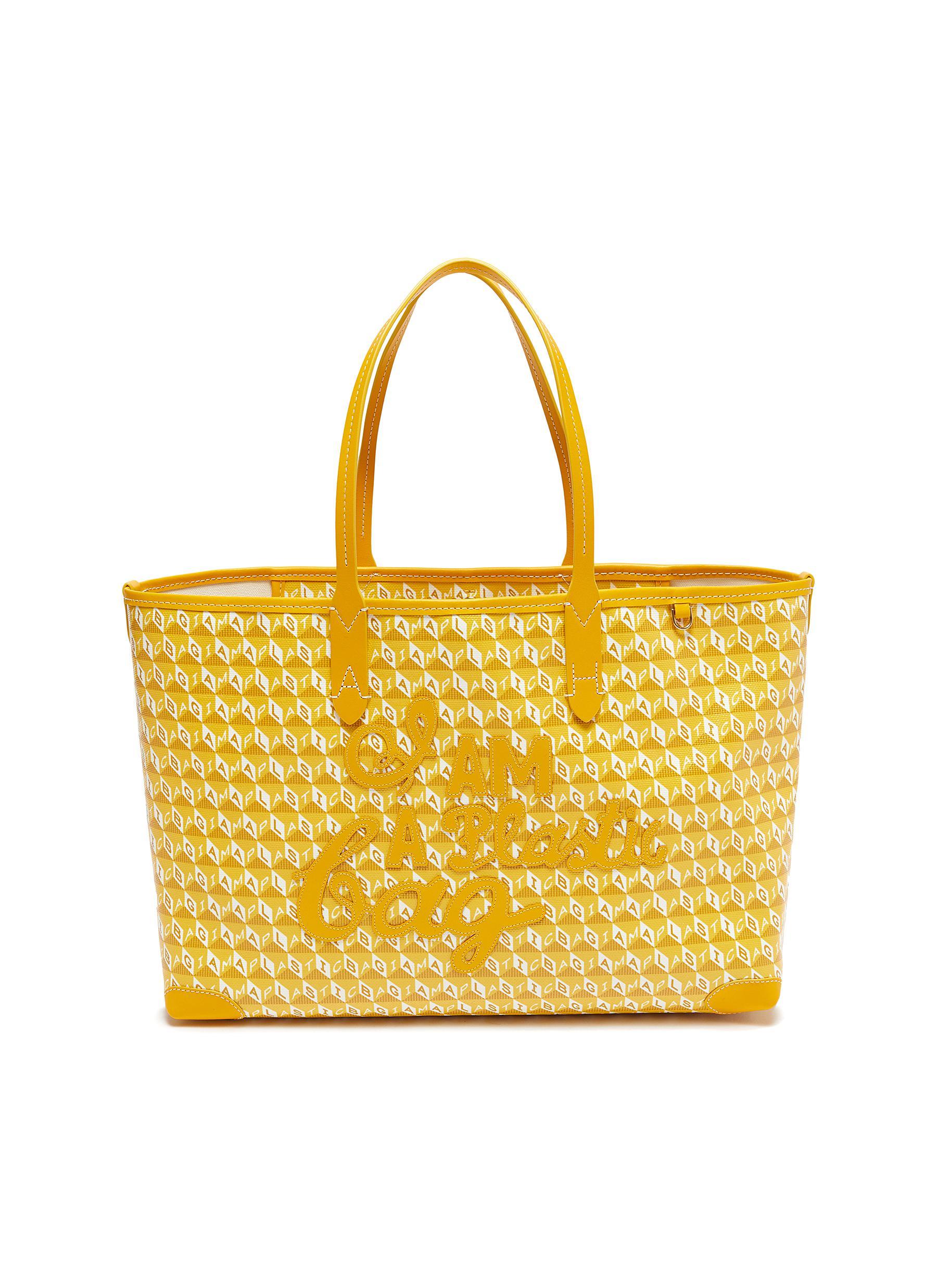 I Am A Plastic Bag' Small Motif Tote - ANYA HINDMARCH - Modalova
