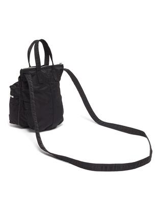 Detail View - Click To Enlarge - SACAI - Nylon Crossbody Pocket Bag