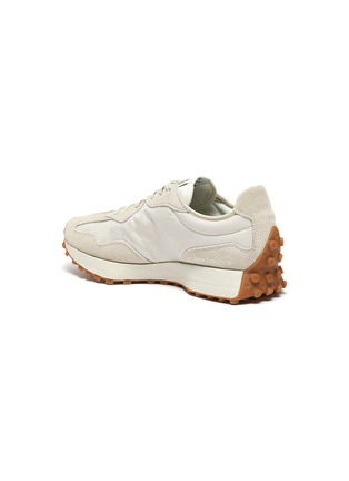 - NEW BALANCE - 327 Refined Learning Suede Panelled Nylon Sneakers