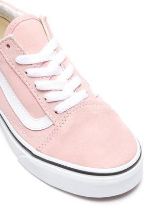 Detail View - Click To Enlarge - VANS - Old Skool' Low-top Canvas Kids Sneakers