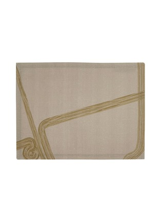 Main View - Click To Enlarge - ANDRÉ FU LIVING - Placemat – Sand