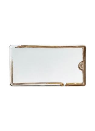 Detail View - Click To Enlarge - ANDRÉ FU LIVING - Medium Rectangular Tray