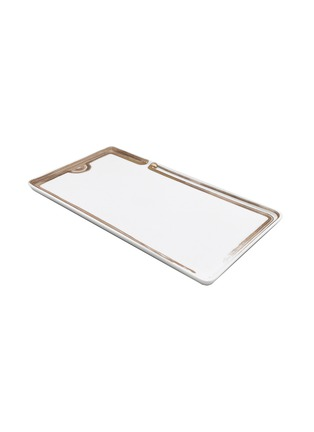 Main View - Click To Enlarge - ANDRÉ FU LIVING - Medium Rectangular Tray