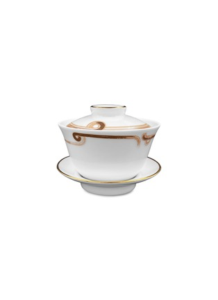 Main View - Click To Enlarge - ANDRÉ FU LIVING - Chinese Tea Cup Gaiwan Set