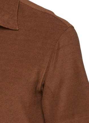 - TOMORROWLAND - Albini' Button Free Polo Shirt