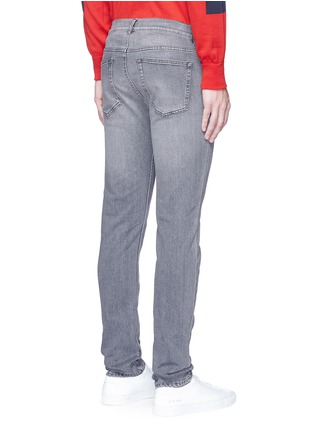 Back View - Click To Enlarge - Acne Studios - 'Ace' skinny jeans