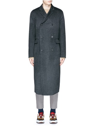 Main View - Click To Enlarge - ACNE STUDIOS - 'Carl' wool-cashmere coat