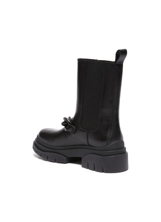 - ASH - Storm Chain' Round Toe Chelsea Boots