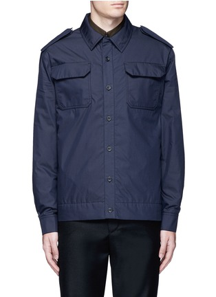Main View - Click To Enlarge - Acne Studios - 'Salvador' padded water repellent shirt jacket